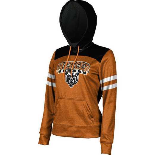 ProSphere Mercer University Women's Pullover Hoodie, School Spirit Sweatshirt (Game Day)