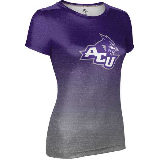 ProSphere Abilene Christian University Women's Performance T-Shirt (Ombre)