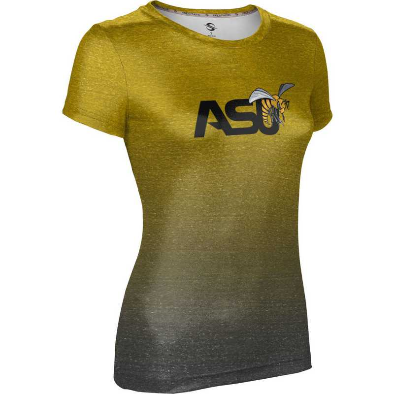 ProSphere Alabama State University Women's Performance T-Shirt (Ombre)