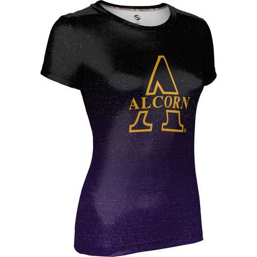 ProSphere Alcorn State University Women's Performance T-Shirt (Ombre)