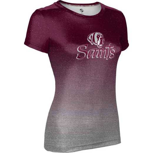 ProSphere Aquinas College University Women's Performance T-Shirt (Ombre)