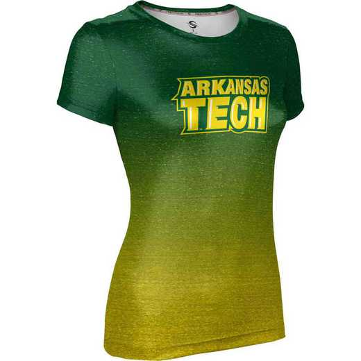 ProSphere Arkansas Tech University Women's Performance T-Shirt (Ombre)