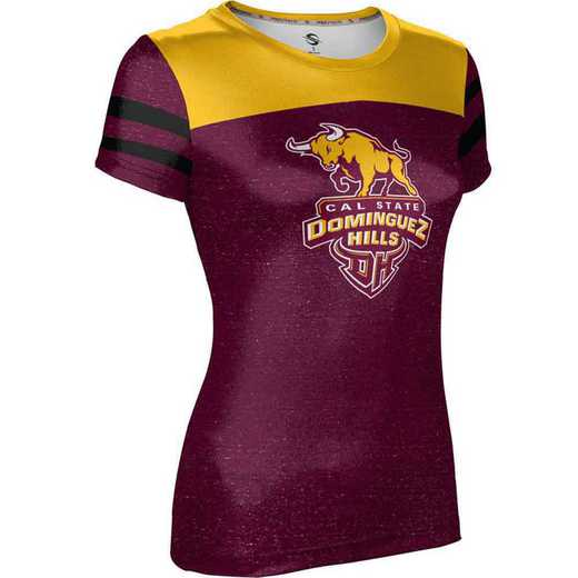 California State University, Dominguez Hills Girls' Performance T-Shirt (Gameday)