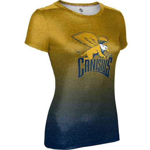 ProSphere Canisius College University Girls' Performance T-Shirt (Ombre)