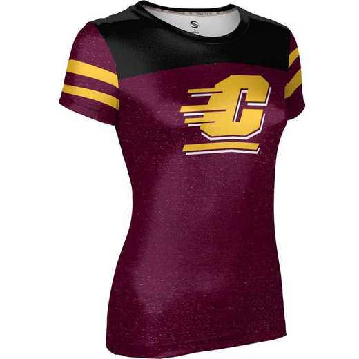 ProSphere Central Michigan University Girls' Performance T-Shirt (Gameday)
