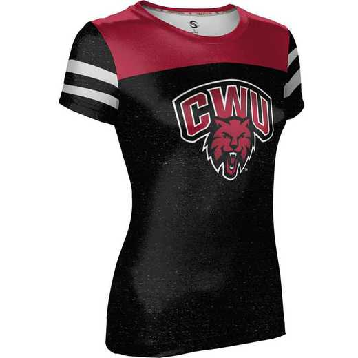 ProSphere Central Washington University Girls' Performance T-Shirt (Gameday)