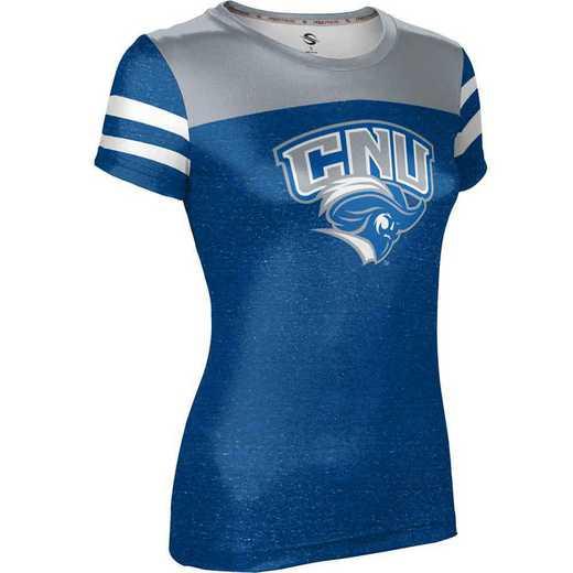 ProSphere Christopher Newport University Girls' Performance T-Shirt (Gameday)