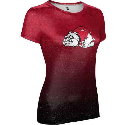 ProSphere Gardner-Webb University Girls' Performance T-Shirt (Ombre)