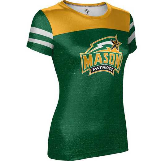 ProSphere George Mason University Girls' Performance T-Shirt (Gameday)