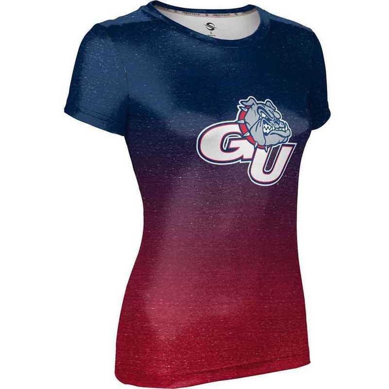 ProSphere Gonzaga University Girls' Performance T-Shirt (Ombre)