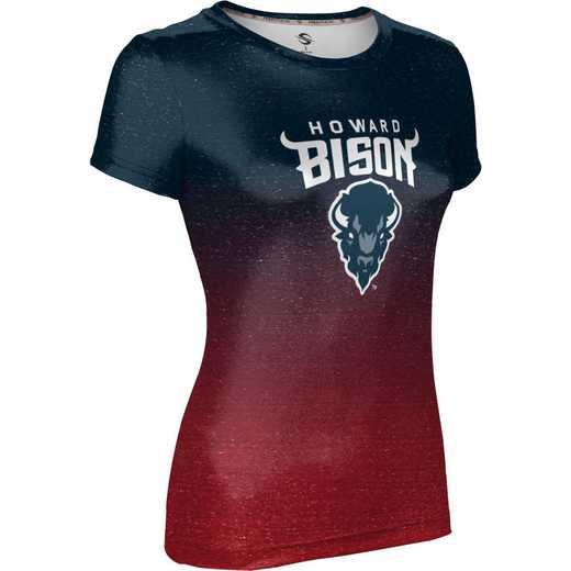 ProSphere Howard University Girls' Performance T-Shirt (Ombre)