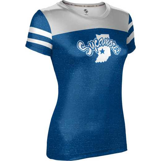 ProSphere Indiana State University Girls' Performance T-Shirt (Gameday)