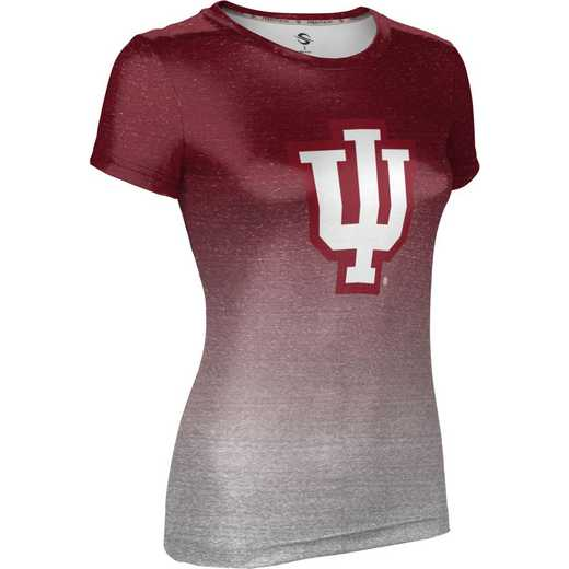 ProSphere Indiana University Girls' Performance T-Shirt (Ombre)