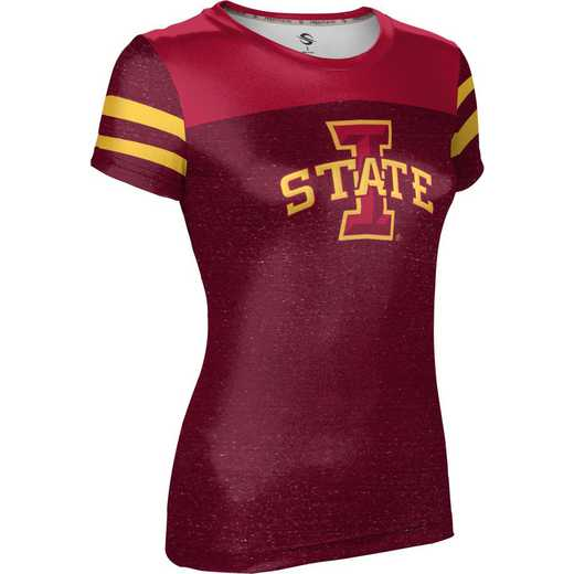 ProSphere Iowa State University Girls' Performance T-Shirt (Gameday)