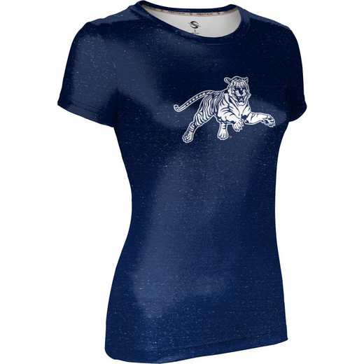 ProSphere Jackson State University Girls' Performance T-Shirt (Ombre)