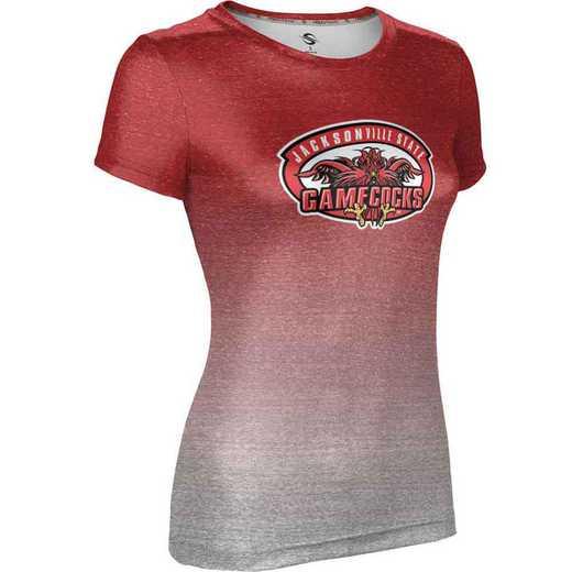 ProSphere Jacksonville State University Girls' Performance T-Shirt (Ombre)