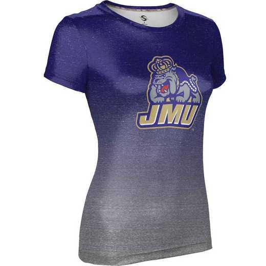 ProSphere James Madison University Foundation Girls' Performance T-Shirt (Ombre)