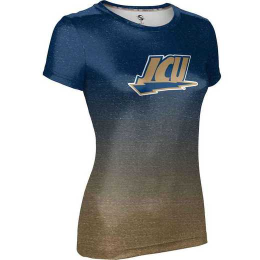 ProSphere John Carroll University Girls' Performance T-Shirt (Ombre)