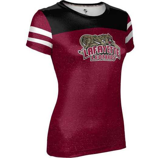 ProSphere Lafayette College University Girls' Performance T-Shirt (Gameday)