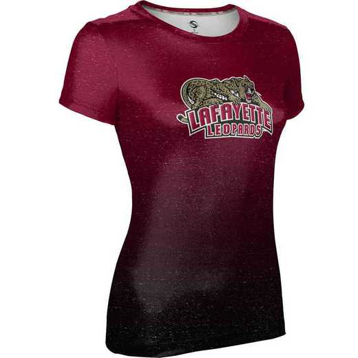 ProSphere Lafayette College University Girls' Performance T-Shirt (Ombre)