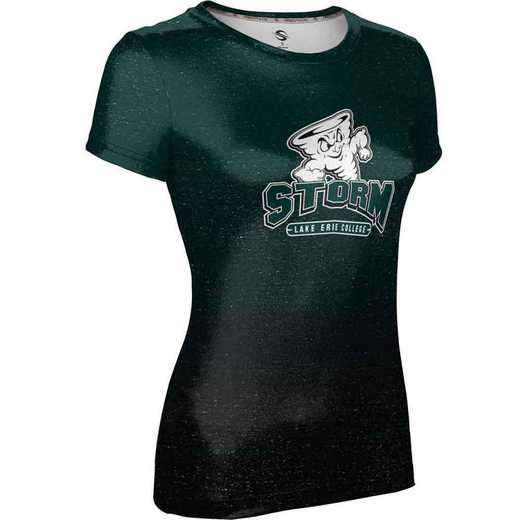 ProSphere Lake Erie College University Girls' Performance T-Shirt (Ombre)