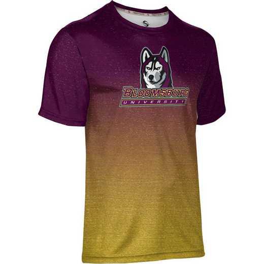 ProSphere Bloomsburg University Men's Performance T-Shirt (Ombre)