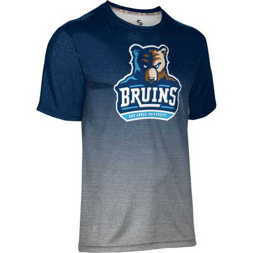 ProSphere Bob Jones University Men's Performance T-Shirt (Ombre)
