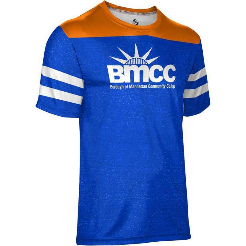 Borough of Manhattan Community College University Men's Performance T-Shirt (Gameday)