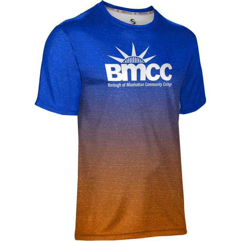 Borough of Manhattan Community College University Men's Performance T-Shirt (Ombre)