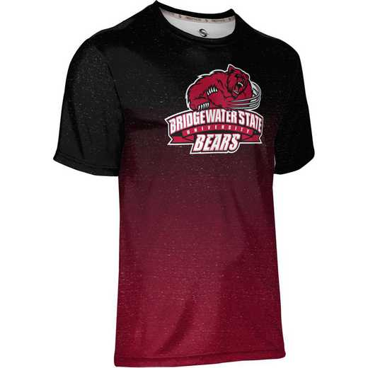 ProSphere Bridgewater State University Men's Performance T-Shirt (Ombre)