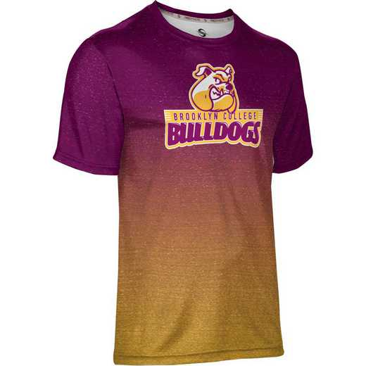 ProSphere Brooklyn College Men's Performance T-Shirt (Ombre)