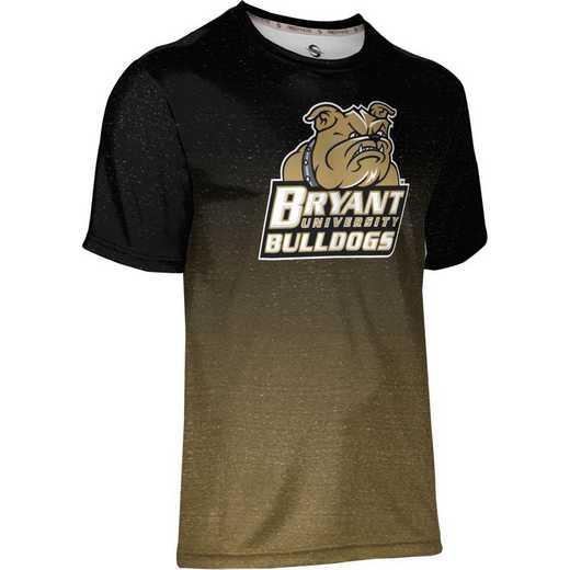 ProSphere Bryant University Men's Performance T-Shirt (Ombre)