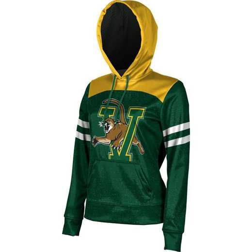 University of Vermont Women's Pullover Hoodie, School Spirit Sweatshirt (Game Day)