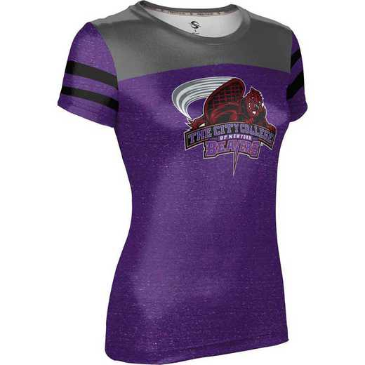 ProSphere City College of New York Women's Performance T-Shirt (Gameday)
