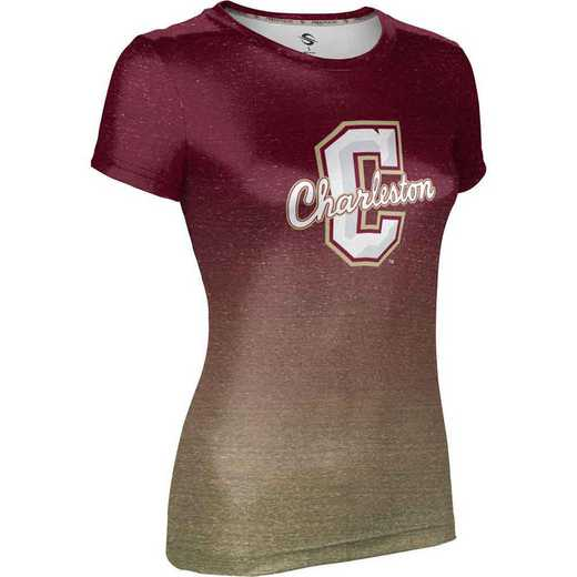 ProSphere College of Charleston University Women's Performance T-Shirt (Ombre)