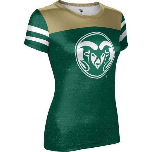 ProSphere Colorado State University Women's Performance T-Shirt (Gameday)
