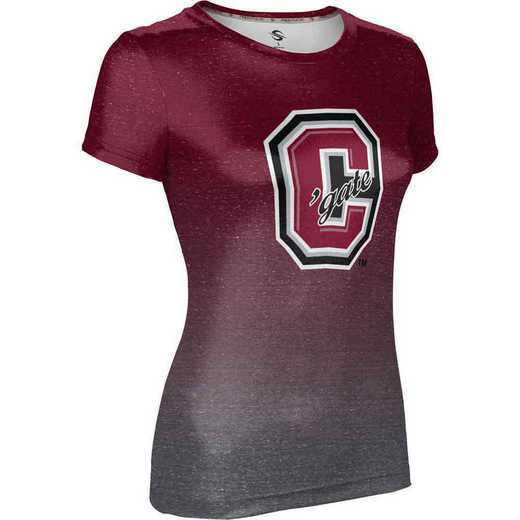 ProSphere Colgate University Girls' Performance T-Shirt (Ombre)