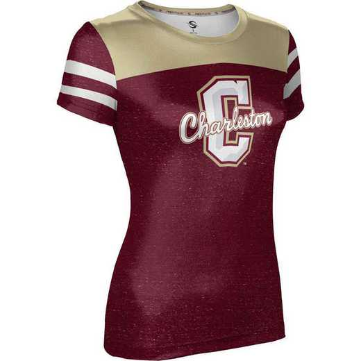ProSphere College of Charleston University Girls' Performance T-Shirt (Gameday)