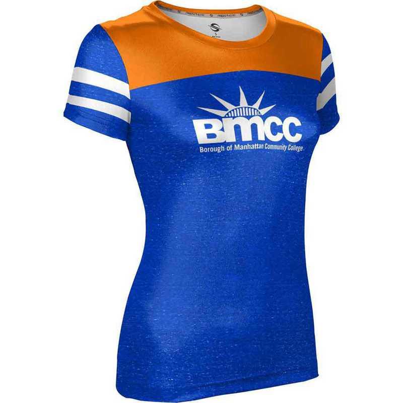 Borough of Manhattan Community College University Women's Performance T-Shirt (Gameday)