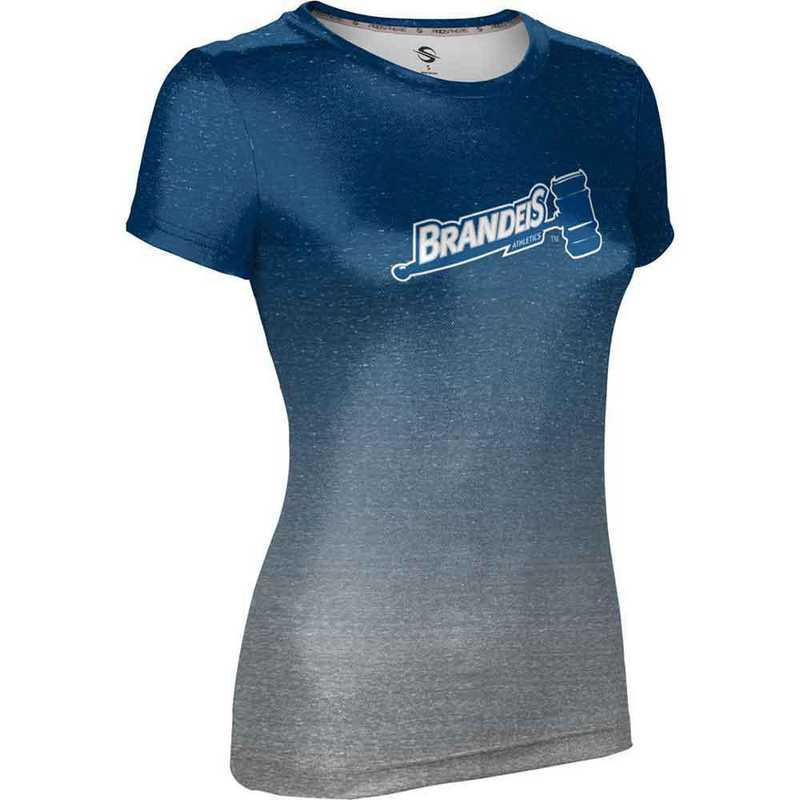 ProSphere Brandeis University Women's Performance T-Shirt (Ombre)
