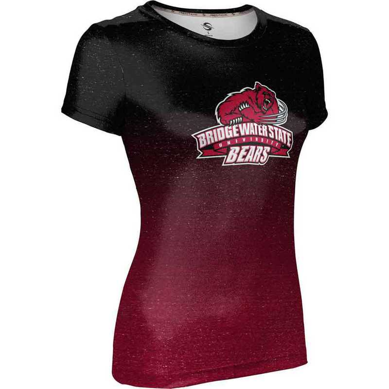 ProSphere Bridgewater State University Women's Performance T-Shirt (Ombre)