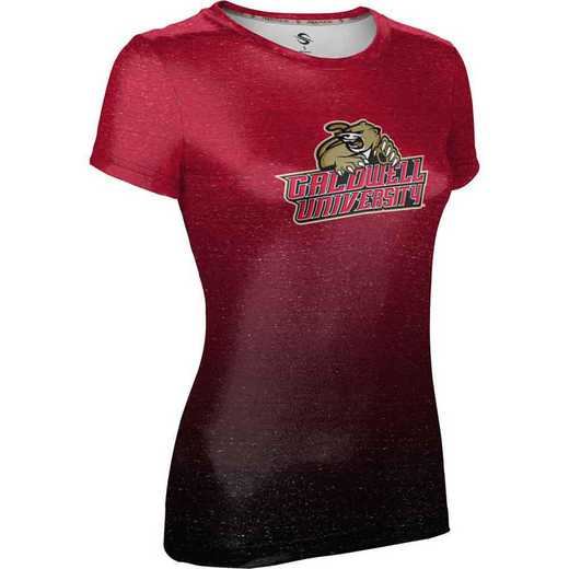 ProSphere Caldwell University Women's Performance T-Shirt (Ombre)