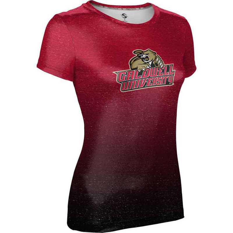 ProSphere Caldwell University Women's Performance T-Shirt (Ombre)