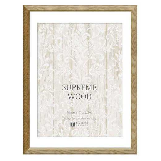 Supreme Wood Natural Frame