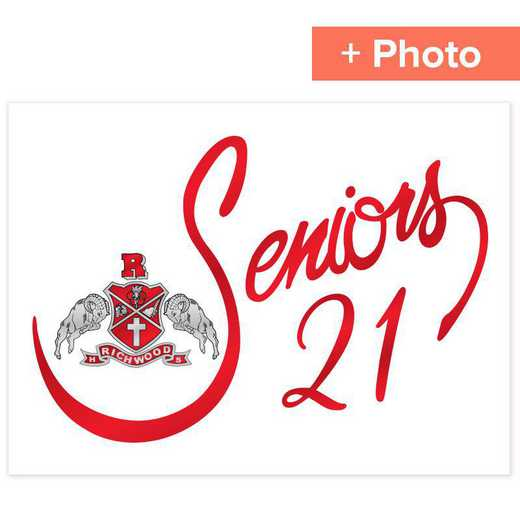 Richwood High Official Announcements with Photo
