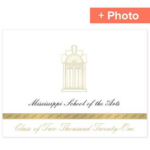 Mississippi School Of The Arts Official Announcements with Photo