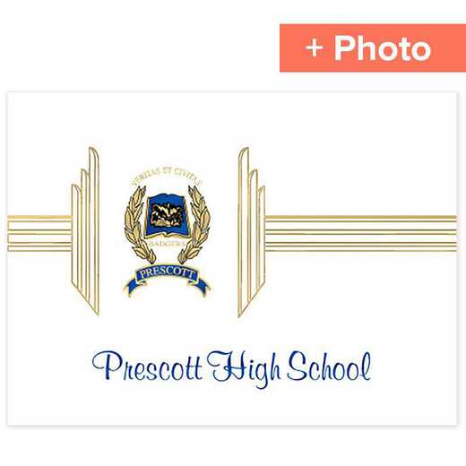Prescott High Official Announcements with Photo
