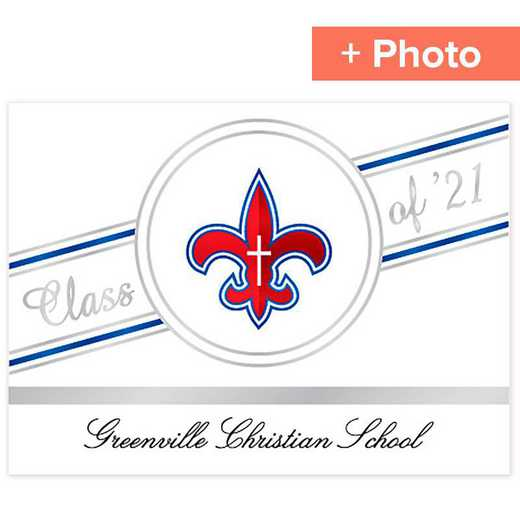 Greenville Christian School Official Announcements with Photo