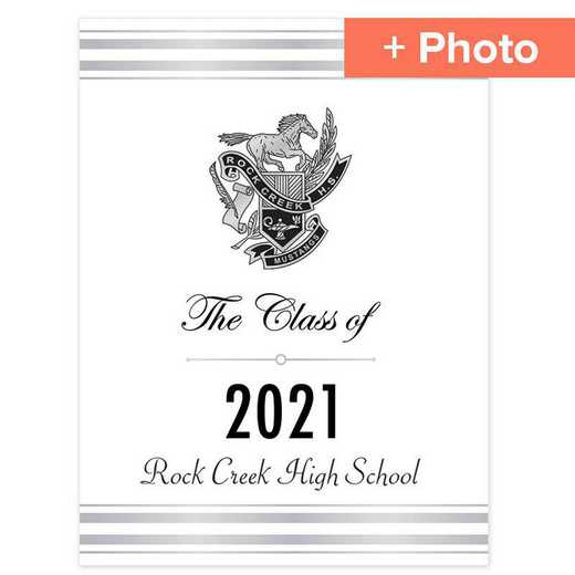 Rock Creek High Official Announcements with Photo