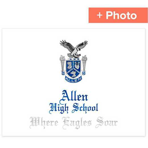 Allen High Official Announcements with Photo